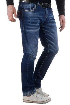 Pánské džínové kalhoty CD485-BLUE CIPO BAXX e7cf68d39d