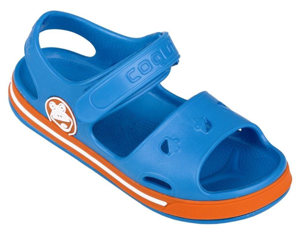0028188759345 Sandály COQUI FOBEE SEA BLUE | Dětské boty \ Chlapec | Ipanema ...